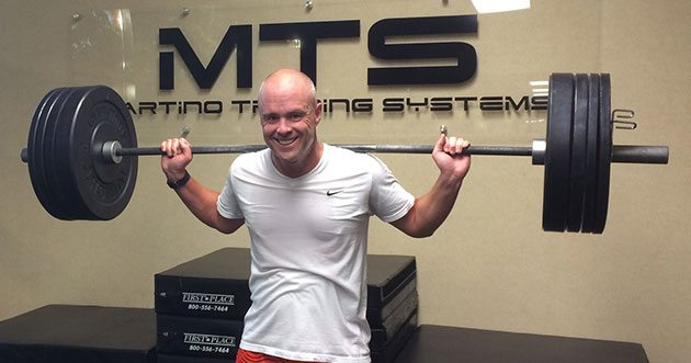 Ryan Kruge - MTS Athlete of the Month