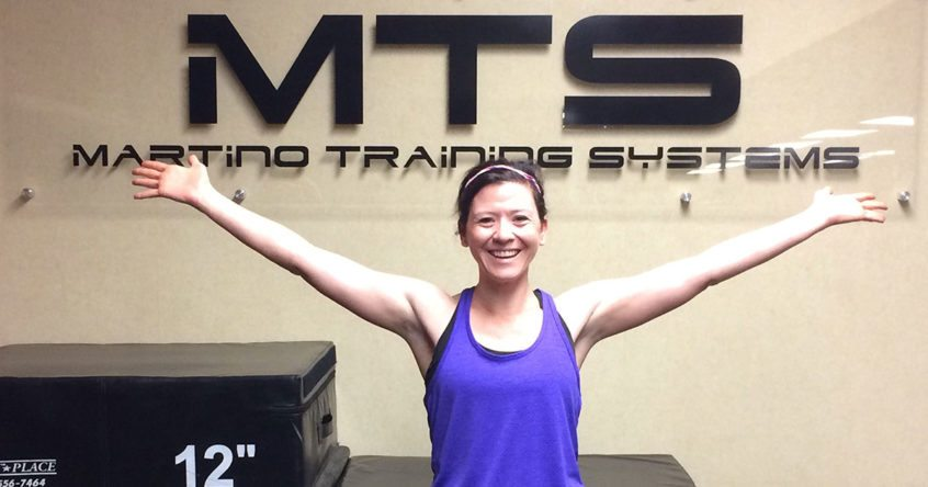 Alicia Hampton - MTS Athlete of the Month