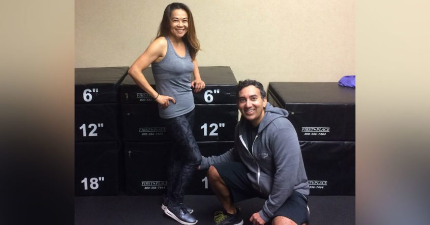 Patricia Nayar - MTS Athlete of the Month