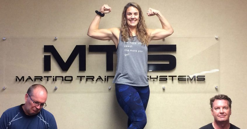 Mary Margreiter – MTS Athlete of the Month