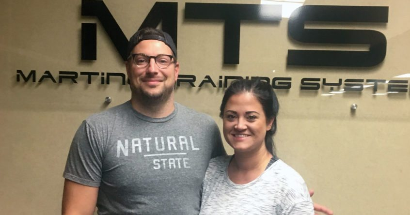 Chad & Jill Cooper - MTS Athletes of the Month