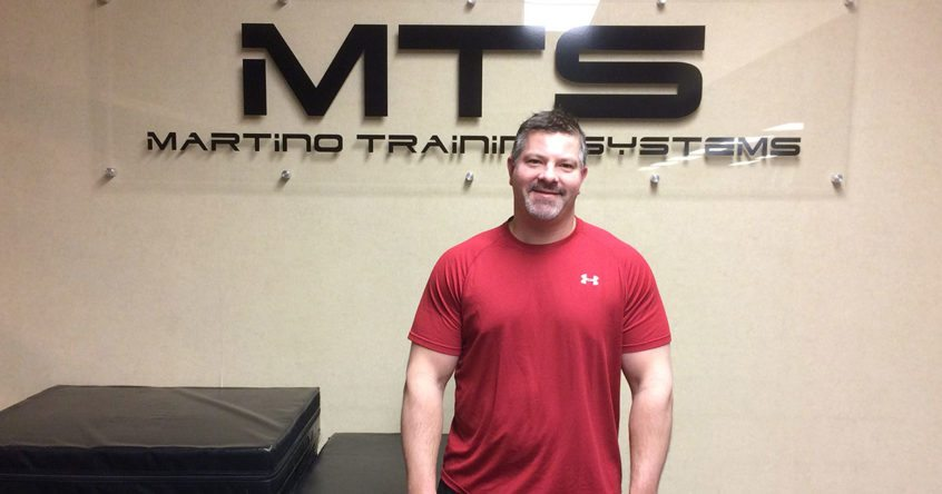 Steve Sponenberg – MTS Athlete of the Month