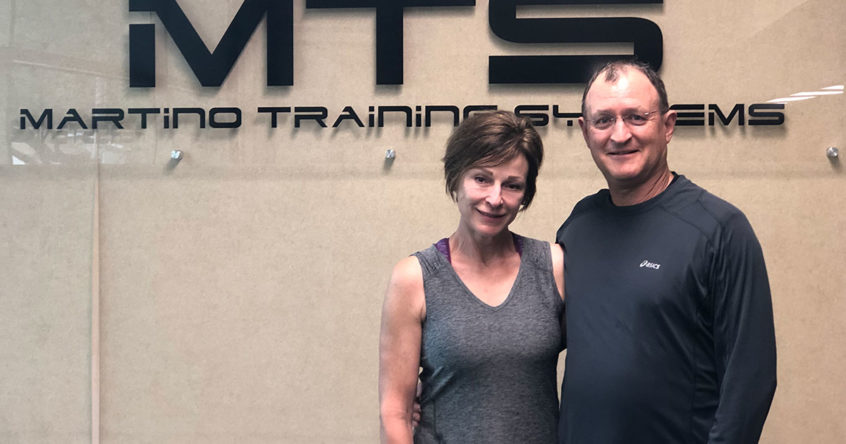 Ted & Jody McMurry - MTS Athletes of the Month