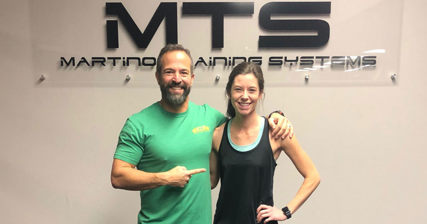 Stephanie Rice – MTS Athlete of the Month