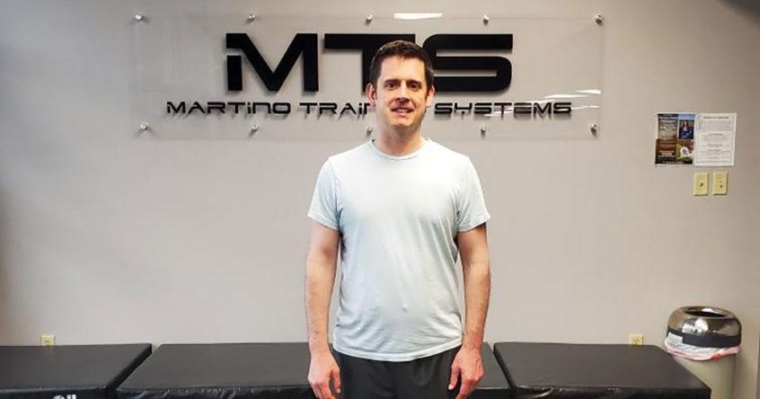 Jacob Thomas – MTS Athlete of the Month