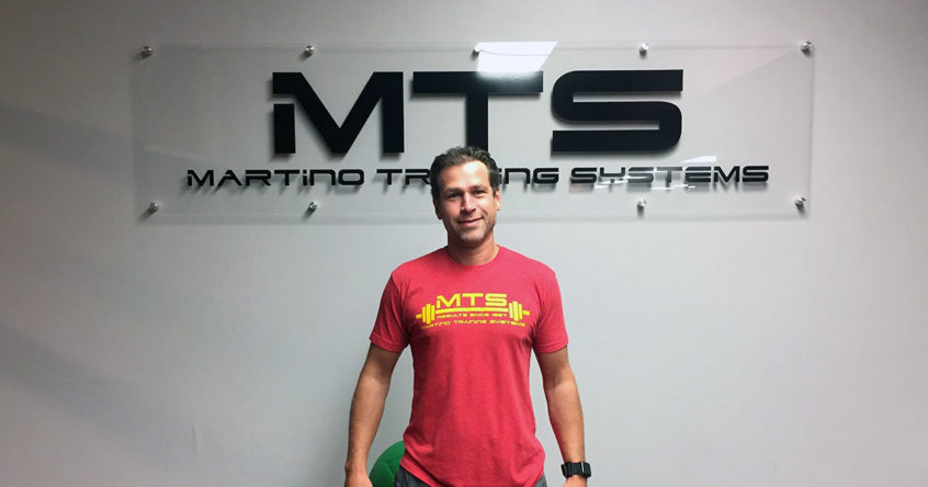 Garen Gilmore – MTS Athlete of the Month