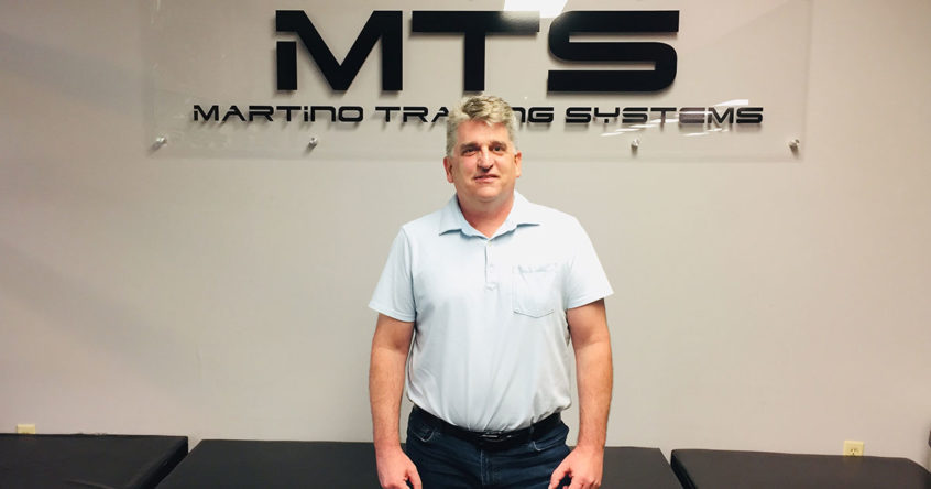 Leroy Kaelke - MTS Athlete of the Month