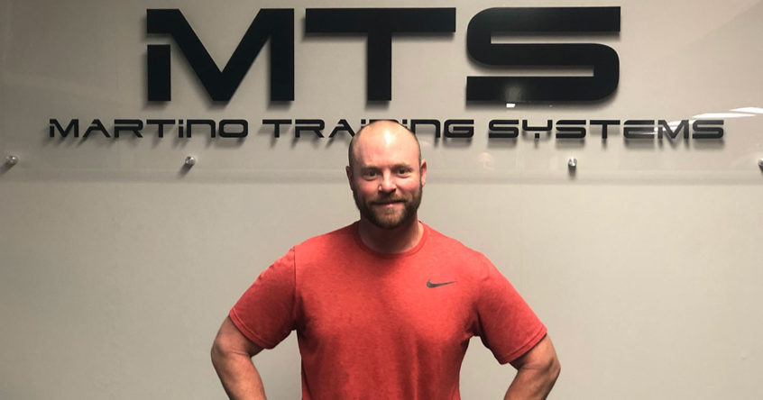 Tim Moore - MTS Athlete of the Month