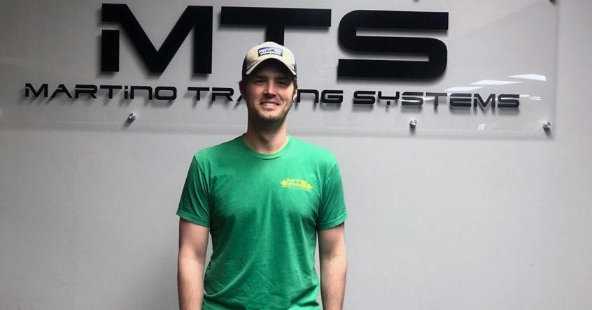 Marshall Kinne - MTS Athlete of the Month